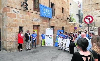 Más de 4.300 personas solicitaron la ayuda de la justicia gratuita en 2018 por falta de recursos en Salamanca