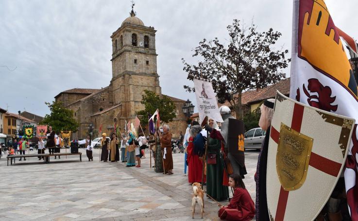 Tributo a Bernardo el Carpio en Aguilar