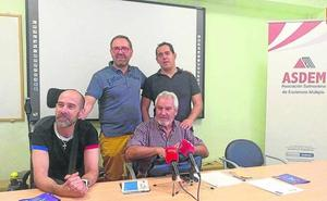 'Mójate por la esclerosis múltiple' mañana en el parque de La Alamedilla de Salamanca