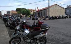 Motos de toda España toman la sierra de Ávila