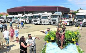 Los transportistas de Palencia exigen medidas ante el avance de la competencia desleal