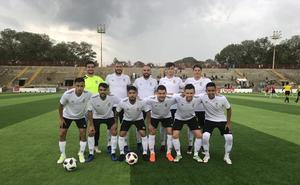 El Salamanca CF UDS comienza con un empate a cero su ronda de amistosos en tierras mexicanas
