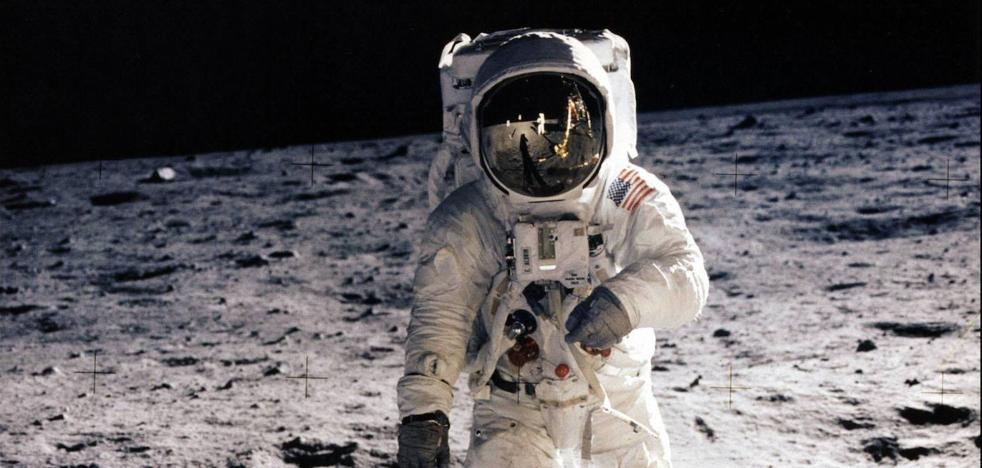 La llegada a la Luna, vista por El Norte en 1969
