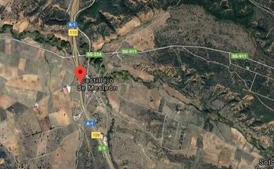 Muere atropellado un hombre que acababa de sufrir un accidente cerca de Castillejo de Mesleón