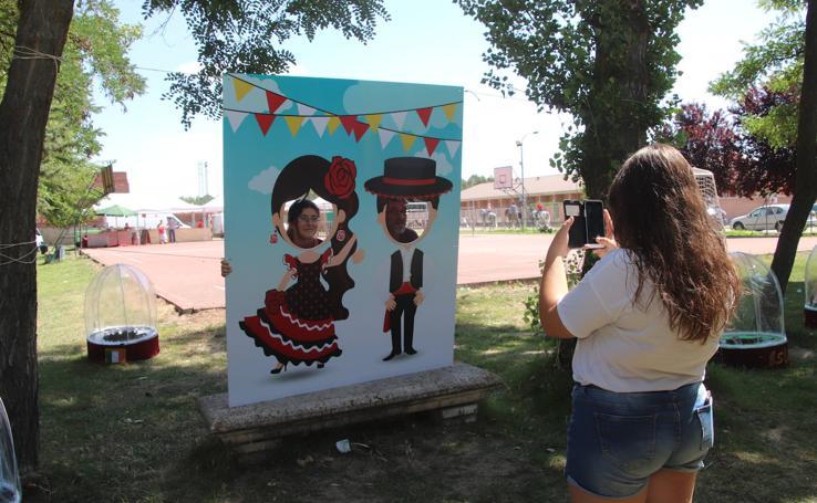 Feria Cultura Temática en Sanchonuño