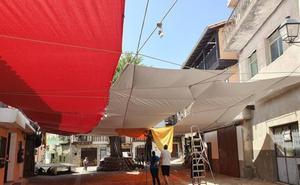 Arranca una semana llena de actos con las fiestas, CUCA y la feria de artesanía en Herguijuela de la Sierra