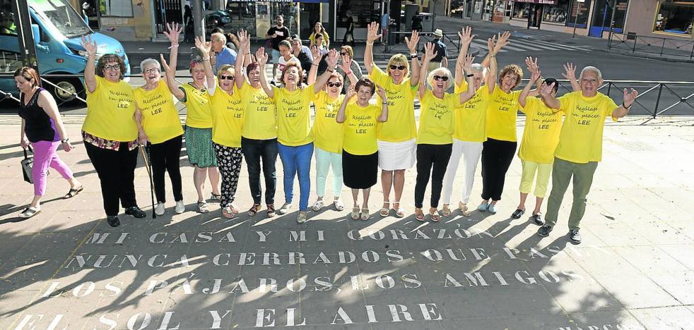 Versos poéticos para conquistar las calles de Valladolid