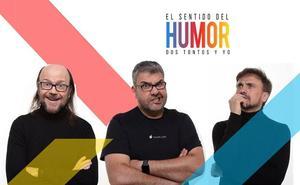 Santiago Segura, José Mota y 'Flo' llegarán a Salamanca con 'El sentido del humor: Dos tontos y yo'