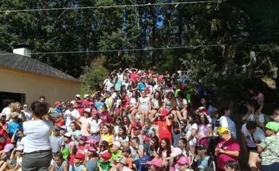 Más de 200 niños participan en el campamento diocesano de Zamora
