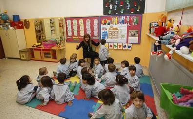 Más de 7.000 escolares del segundo ciclo de Infantil se estrenan con el inglés