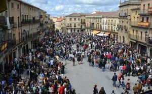 Caen en casi 11.000 las consultas turísticas del primer semestre en Ciudad Rodrigo