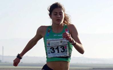 Águeda Muñoz, séptima en la final de los 1.500 en el Europeo sub 23