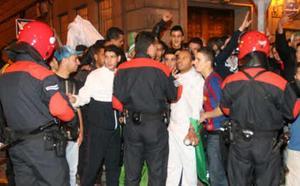 La victoria de la selección de Argelia deja 282 detenidos en Francia