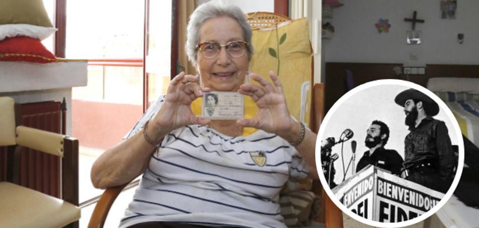 Recuerdos de la revolución cubana desde una mecedora de Palencia