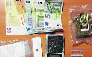Detenido por circular a toda velocidad, llevar 45 gramos de hachís y dar positivo en Valladolid