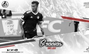 Santi Luque y Pumar no continuarán en el Salamanca CF en la temporada 2019-2020