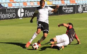El Salamanca CF pierde a Tyson cinco o seis meses por una lesión de menisco