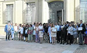 Los abogados urgen medidas ante los retrasos que genera la Oficina Judicial