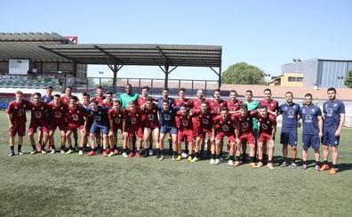 El CD Guijuelo inicia el camino hacia su 15ª temporada en Segunda División B