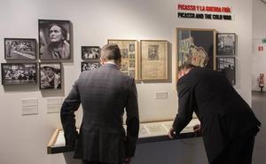Más de 68.000 personas visitan la muestra de Picasso, Miró y Dalí en la Casa Lis