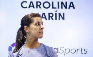 Carolina Marín basa su éxito en el trabajo mental