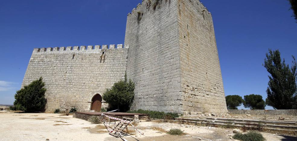 Monzón denuncia el abandono del castillo y prepara una protesta en la Diputación