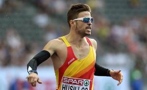 Óscar Husillos corre hoy en el Meeting de Padua