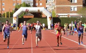 Óscar Husillos cumple los pronósticos y corre en 46.69