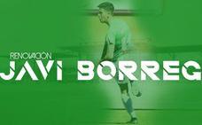 Javi Borrego renueva con el CD Guijuelo por dos temporadas y se va cedido a la Segoviana