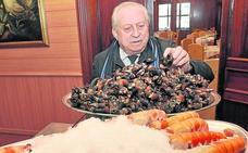 Fallece a los 82 años el empresario y anticuario Eleuterio Laguna 'Lute'