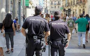 Hallada sana y salva la niña italiana desaparecida en Salamanca