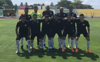 El Salamanca CF cae goleado en su segundo amistoso en México ante el Loros de Colima (5-0)