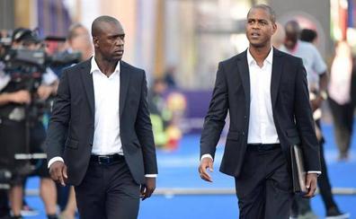 Seedorf, despedido como seleccionador de Camerún