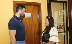 La joven que sufrió un accidente laboral en Palencia sin haber firmado el contrato irá al Juzgado de lo Social