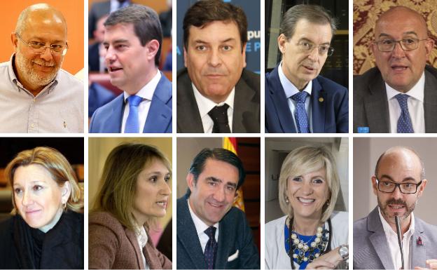 Los perfiles de los nuevos consejeros de la Junta
