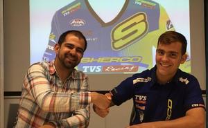 El Ayuntamiento de Guijuelo mantiene su apoyo al piloto Lorenzo Santolino