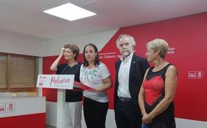 El PSOE urge al Ayuntamiento a que elabore los Presupuestos de 2019
