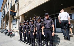 El déficit de plantilla que padece la Policía Nacional deja un 10% de plazas sin cubrir