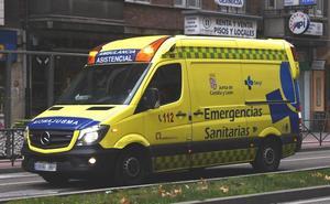 Fallece un ciclista atropellado por un camión en Villanueva del Campo (Zamora)