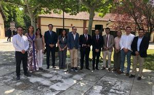 Carnero no dimitirá como presidente del PP de Valladolid pese a que los estatutos del partido prevén la incompatibilidad