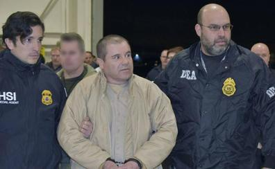 Cadena perpetua para El Chapo