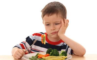 ¿Vegetariano desde la infancia?