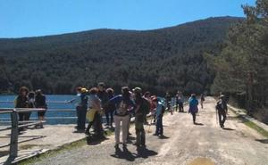 El Espinar obliga a pedir permiso para acceder a la garganta del río Moros