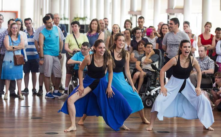 Música y la danza para un público con discapacidad intelectual