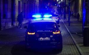 Arrestado tras causar un accidente en Salamanca cuando huía de la Policía