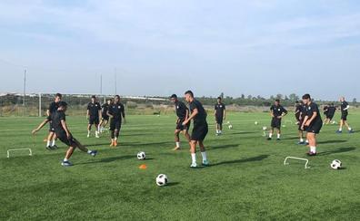 El Salamanca CF afronta esta madrugada su tercer amistoso mexicano ante el Deportivo Cafessa