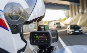 Detectan a un conductor en Matalebreras cuando circulaba a 182 kilómetros por hora