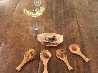 Hormigas, gusanos o grillos para armonizar con los vinos de Rueda