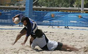 Arroyo inicia su campus veraniego en la Playa de Las Moreras