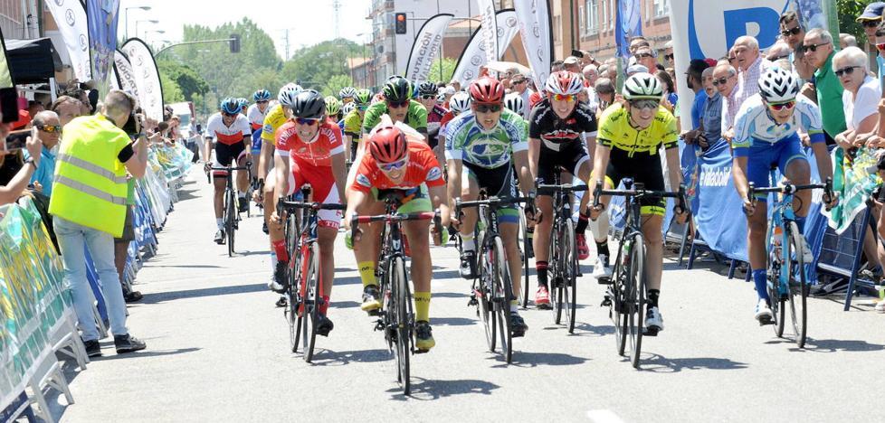 Valladolid disfruta de las futuras estrellas del ciclismo
